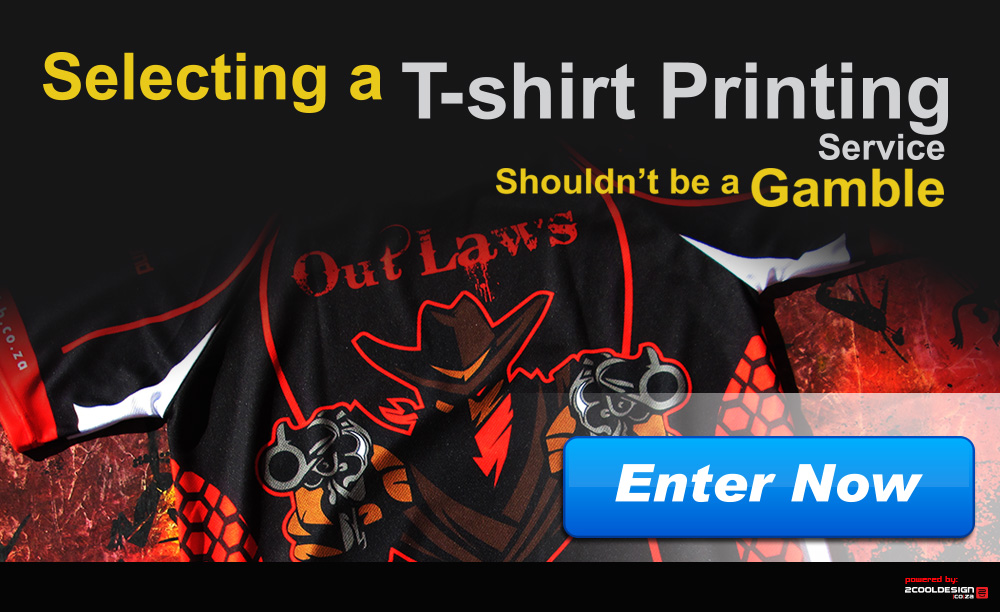 t-shirt printing service for south african's