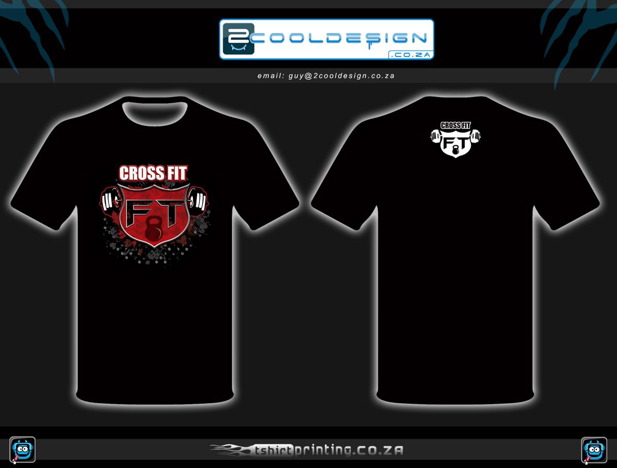 Sports club tshirt printing for Printing logos on t shirts