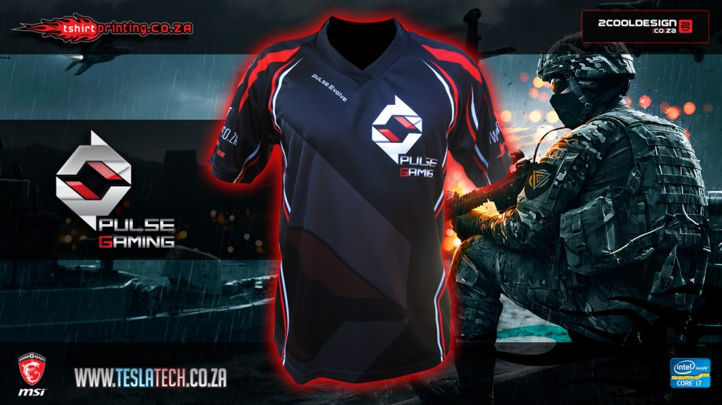 gamer apparel South Africa