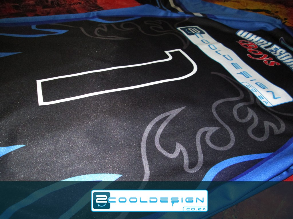 custom sublimation printing