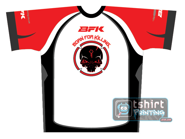 Sublimation Shirt Design And Printing