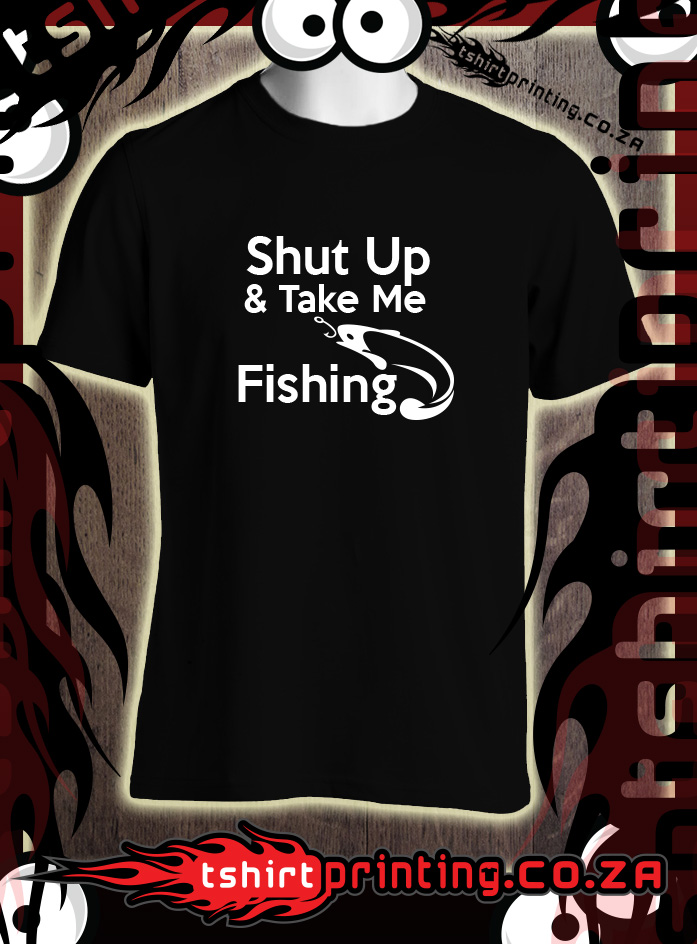 fishing shirt idea