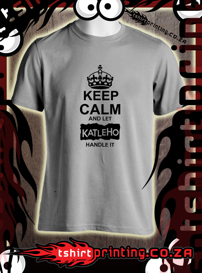 Custom Shirt Design Service And Print Keep Calm Shirts T