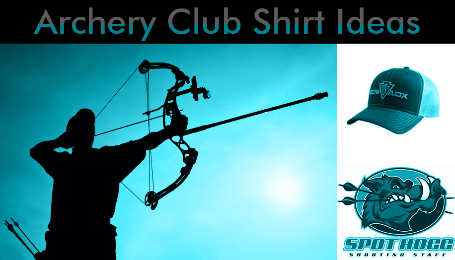 Archery-Club-Shirt-Ideas