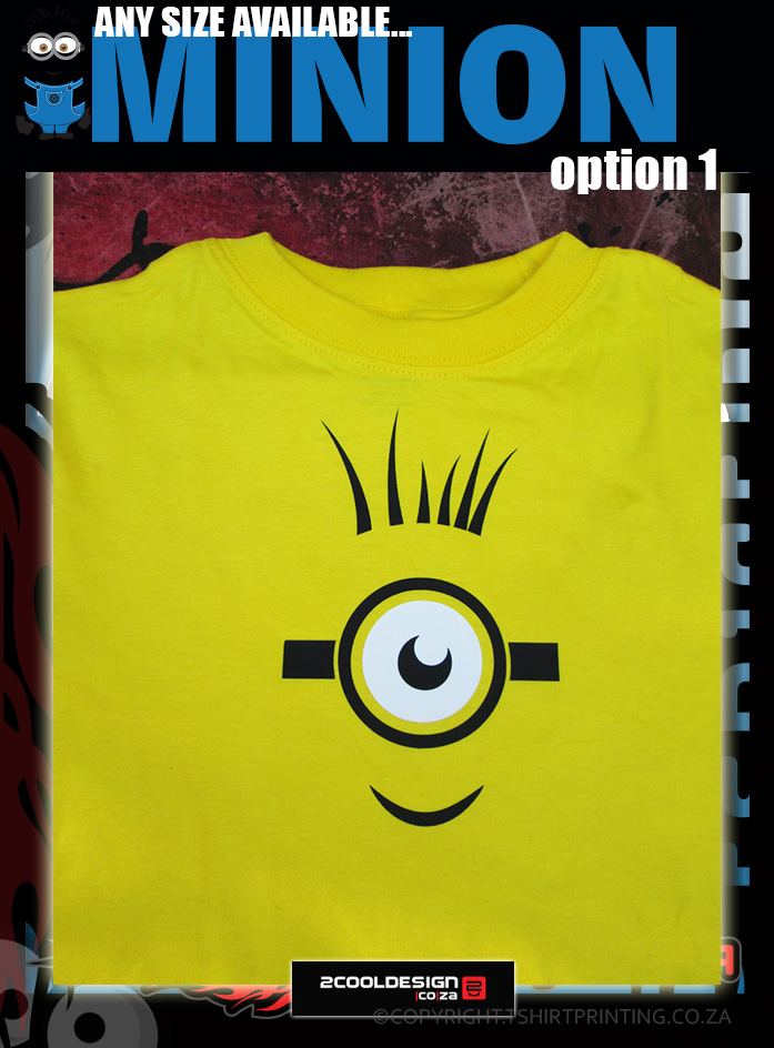 MINION-PARTY-SHIRTS