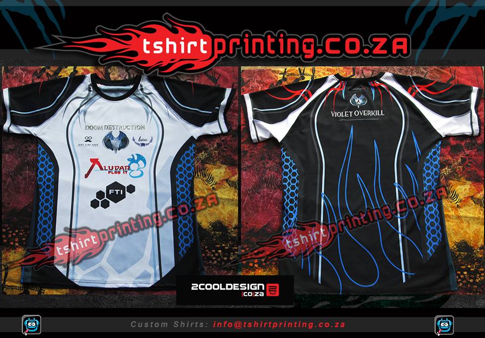 E-Sport-manufacturing-south-africa-suppliers-Doom-shirts