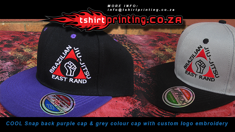 snap-back-purple-cap-grey-SNAPBACK-cap-with-embroidery-print